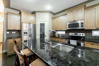 Photo 11: 7 OAKCREST Terrace: St. Albert House Half Duplex for sale : MLS®# E4182657
