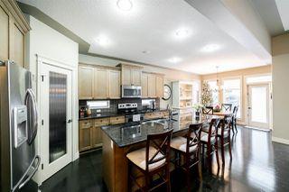 Photo 9: 7 OAKCREST Terrace: St. Albert House Half Duplex for sale : MLS®# E4182657