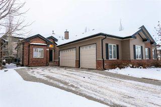 Photo 1: 7 OAKCREST Terrace: St. Albert House Half Duplex for sale : MLS®# E4182657
