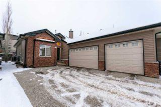 Photo 2: 7 OAKCREST Terrace: St. Albert House Half Duplex for sale : MLS®# E4182657