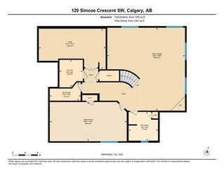 Photo 29: 129 SIMCOE Crescent SW in Calgary: Signal Hill Detached for sale : MLS®# C4286636