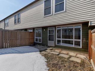 Photo 29: 459 ABBOTTSFIELD Road in Edmonton: Zone 23 Townhouse for sale : MLS®# E4191835