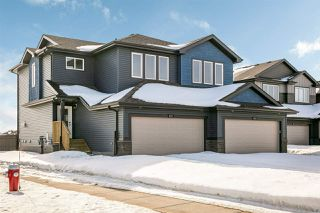 Main Photo: 401 GENESIS Court: Stony Plain House Half Duplex for sale : MLS®# E4194409
