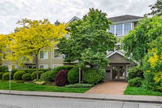 "Photo 1: 205 1369 GEORGE Street: White Rock Condo for sale in ""Cameo Terrace"" (South Surrey White Rock)  : MLS®# R2458230"