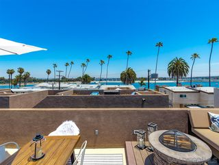 Photo 20: MISSION BEACH Townhome for sale : 3 bedrooms : 826 Ensenada in San Diego