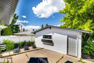 Photo 28: 11124 53 Avenue in Edmonton: Zone 15 House for sale : MLS®# E4202508