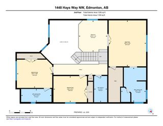Photo 50: 1448 HAYS Way in Edmonton: Zone 58 House for sale : MLS®# E4207669