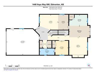 Photo 49: 1448 HAYS Way in Edmonton: Zone 58 House for sale : MLS®# E4207669