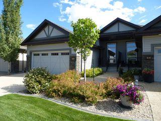Photo 1: 639 CANTOR Landing in Edmonton: Zone 55 House Half Duplex for sale : MLS®# E4213203