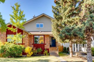 Main Photo: 3735 42 Street SW in Calgary: Glenbrook Semi Detached for sale : MLS®# A1038349