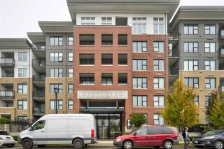 "Photo 2: 406 9399 ALEXANDRA Road in Richmond: West Cambie Condo for sale in ""ALEXANDRA COURT"" : MLS®# R2504241"
