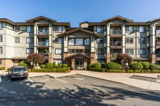 """Main Photo: 209 2038 SANDALWOOD Crescent in Abbotsford: Central Abbotsford Condo for sale in """"The Element"""" : MLS®# R2506545"""