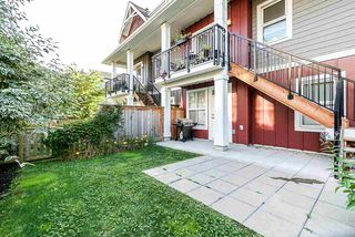 "Photo 22: 12 2150 SALISBURY Avenue in Port Coquitlam: Glenwood PQ Townhouse for sale in ""Salisbury Walk"" : MLS®# R2510200"
