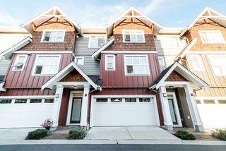 "Photo 1: 12 2150 SALISBURY Avenue in Port Coquitlam: Glenwood PQ Townhouse for sale in ""Salisbury Walk"" : MLS®# R2510200"