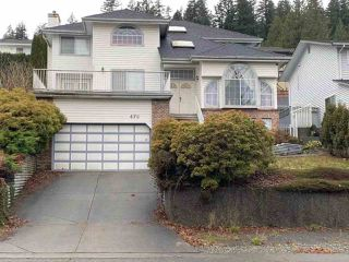 Main Photo: 470 RIVERVIEW Crescent in Coquitlam: Coquitlam East House for sale : MLS®# R2529976