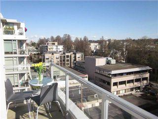 Photo 10: PH713 2268 W BROADWAY in Vancouver: Kitsilano Condo for sale (Vancouver West)  : MLS®# V942095