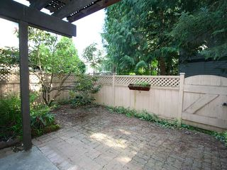 Photo 9: 52 3046 Coast Meridian Road in Port Coquitlam: Birchland Manor Townhouse for sale : MLS®# V946274