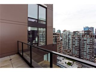 Photo 5: 1904 1055 HOMER Street in Vancouver: Yaletown Condo for sale (Vancouver West)  : MLS®# V971039