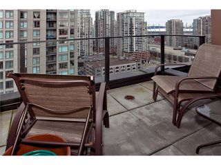 Photo 4: 1904 1055 HOMER Street in Vancouver: Yaletown Condo for sale (Vancouver West)  : MLS®# V971039