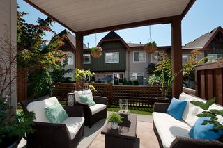 Photo 10: 121 2000 Panorama Drive in Port Moody: Heritage Woods PM Townhouse for sale : MLS®# V910387