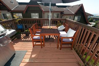 Photo 5: 121 2000 Panorama Drive in Port Moody: Heritage Woods PM Townhouse for sale : MLS®# V910387