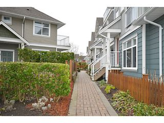 "Photo 19: 49 6300 LONDON Road in Richmond: Steveston South Townhouse for sale in ""MCKINNEY CROSSING"" : MLS®# V1051731"