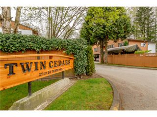 Photo 16: 27 2719 ST MICHAEL Street in Port Coquitlam: Glenwood PQ Townhouse for sale : MLS®# V1059587