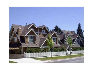 Main Photo: 7 2688 MOUNTAIN Highway in North Vancouver: Westlynn Townhouse for sale : MLS®# V1105153