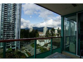 "Photo 6: 1205 1148 HEFFLEY Crescent in Coquitlam: North Coquitlam Condo for sale in ""CENTURA"" : MLS®# V1112915"