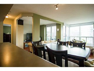 "Photo 2: 1205 1148 HEFFLEY Crescent in Coquitlam: North Coquitlam Condo for sale in ""CENTURA"" : MLS®# V1112915"