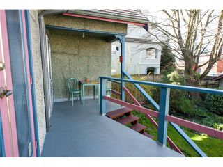 Photo 12: 6415 CHESTER Street in Vancouver: Fraser VE House for sale (Vancouver East)  : MLS®# V1116017