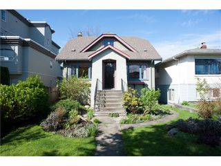 Photo 1: 6415 CHESTER Street in Vancouver: Fraser VE House for sale (Vancouver East)  : MLS®# V1116017