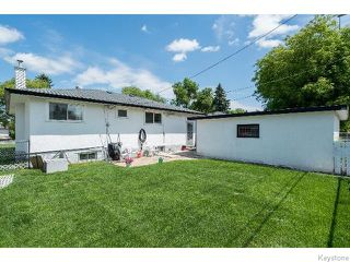 Photo 12: 586 Oakland Avenue in WINNIPEG: North Kildonan Residential for sale (North East Winnipeg)  : MLS®# 1517789