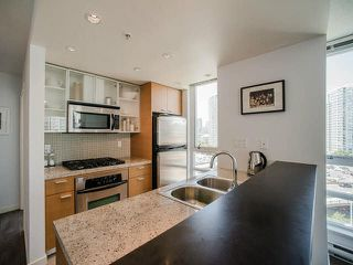 "Photo 4: 1205 980 COOPERAGE Way in Vancouver: Yaletown Condo for sale in ""Cooper's Pointe"" (Vancouver West)  : MLS®# V1131591"