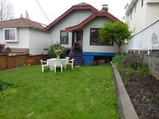 Photo 10: 604 21ST Ave E in Vancouver East: Fraser VE Home for sale ()  : MLS®# V887611