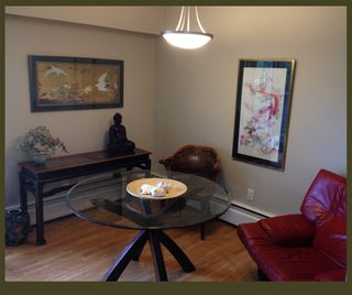 "Photo 2: 301 605 COMO LAKE Avenue in Coquitlam: Coquitlam West Condo for sale in ""CENTENNIAL HOUSE"" : MLS®# R2044445"
