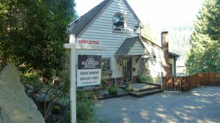 Main Photo: 6528 WELLINGTON Place in West Vancouver: Horseshoe Bay WV House for sale : MLS®# R2054182