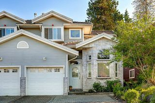 Photo 1: 5566 IRVING Street in Burnaby: Forest Glen BS 1/2 Duplex for sale (Burnaby South)  : MLS®# R2060321