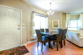 "Photo 3: 7398 HAWTHORNE Terrace in Burnaby: Highgate Townhouse for sale in ""MONTEREY"" (Burnaby South)  : MLS®# R2071197"