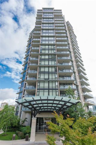 "Photo 1: 1404 6168 WILSON Avenue in Burnaby: Metrotown Condo for sale in ""JEWEL II"" (Burnaby South)  : MLS®# R2075707"