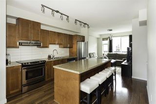 "Photo 3: 718 ORWELL Street in North Vancouver: Lynnmour Townhouse for sale in ""Wedgewood by Polygon"" : MLS®# R2076564"