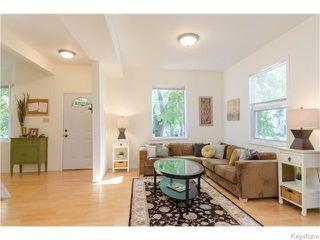 Photo 5: 74 Evanson Street in Winnipeg: Wolseley Residential for sale (5B)  : MLS®# 1622066