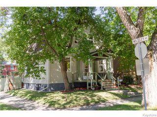 Photo 2: 74 Evanson Street in Winnipeg: Wolseley Residential for sale (5B)  : MLS®# 1622066