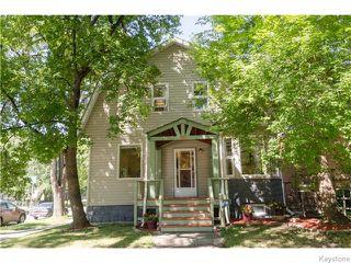 Photo 1: 74 Evanson Street in Winnipeg: Wolseley Residential for sale (5B)  : MLS®# 1622066