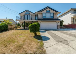 Photo 1: 3075 TOWNLINE Road in Abbotsford: Abbotsford West House for sale : MLS®# R2103284