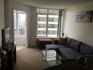 "Photo 7: 2502 610 GRANVILLE Street in Vancouver: Downtown VW Condo for sale in ""THE HUDSON"" (Vancouver West)  : MLS®# R2104387"