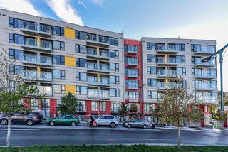 Photo 1: 722 384 E 1ST Avenue in Vancouver: Mount Pleasant VE Condo for sale (Vancouver East)  : MLS®# R2114451