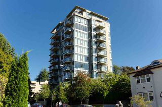 "Photo 1: 1003 1468 W 14TH Avenue in Vancouver: Fairview VW Condo for sale in ""THE AVEDON"" (Vancouver West)  : MLS®# R2117135"