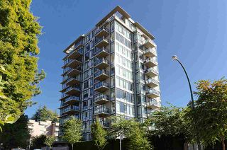"Photo 2: 1003 1468 W 14TH Avenue in Vancouver: Fairview VW Condo for sale in ""THE AVEDON"" (Vancouver West)  : MLS®# R2117135"