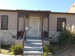Photo 2: SAN DIEGO House for sale : 2 bedrooms : 536 MERLIN DRIVE
